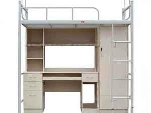 宿舍高低床图片