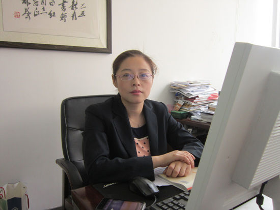 专访辽宁省家具协会秘书长白红