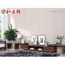 合和木缘家具简约现代客厅电视柜可定制GY-HT11