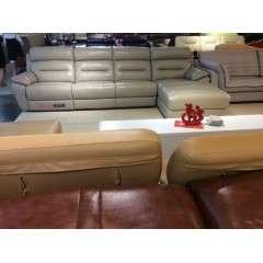 欧雅蒂厂家直销真皮沙发简约现代头层功能牛皮沙发客厅转角真皮