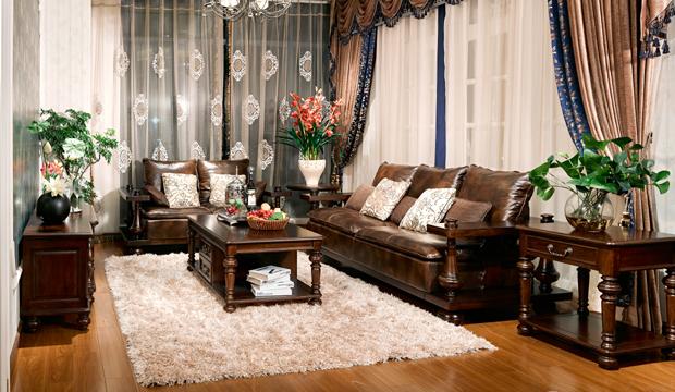 实木沙发款式