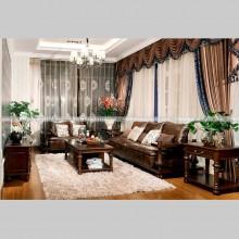 客厅沙发茶几系列尊享原木生活