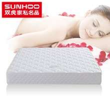 双虎家私弹簧床垫1.5 1.8米双功能双人椰棕床垫经济型席梦思床垫