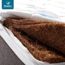 蓝鸟 椰棕折叠床垫 1.5m床双人席梦思3E椰梦维棕垫1.8m经济型