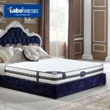 雅宝进口乳胶床垫 1.8m弹簧椰棕垫软硬定做1.5米席梦思双人床垫