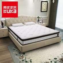 顾家家居 1号垫乐睡版乳胶弹簧床垫席梦思卧室家具M0158X