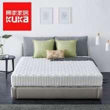 顾家家居 梦想垫1.8m床垫独立弹簧可拆洗席梦思双人床垫DK.M0018
