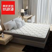 顾家家居 乳胶床垫1.5米1.8米席梦思弹簧床垫卧室家具3D椰棕床垫