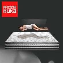 顾家家居 乳胶床垫1.5米1.8米席梦思独立弹簧筒床垫M0168B