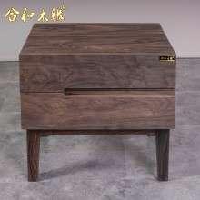 【合和木缘】北美黑胡桃家具木蜡油蠡口黑胡桃GY-hB61