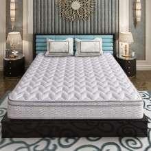 芝华仕爱蒙独立弹簧乳胶床垫 席梦思双人床垫 1.5米 1.8米 D004