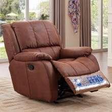 芝华仕头等舱功能沙发 单人沙发 美式沙发布艺 客厅沙发组合621B