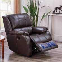 芝华仕头等舱功能沙发 单人沙发 现代沙发布艺 客厅沙发K621