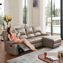 芝华仕头等舱功能沙发 简约现代布艺沙发 小户型客厅家具组合8928