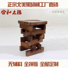 合和木缘家具简约现代卧室梳妆台可定制GY-HC16