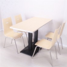 厂家批发 食堂餐桌椅 公司食堂餐桌 学校食堂餐桌 连体餐桌椅
