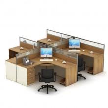 厂家供应职员办公卡位 办公卡位 屏风办公桌