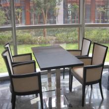 酒店圆桌 电动圆餐桌 大圆桌  饭店桌椅 新中式餐桌