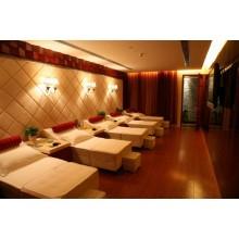 五星级酒店宾馆KTV养生娱乐会所实木定制床沙发家具
