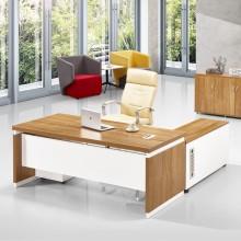 经理桌办公桌简约现代办公家具板式老板桌主管桌椅组合大班台单人