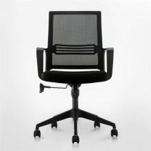 弓形办公椅 电脑椅家用简约座椅网吧宿舍特价职员椅会议椅
