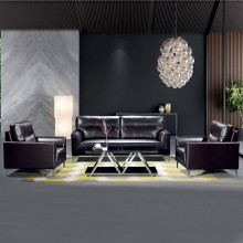 办公室沙发会客沙发接待沙发简约办公沙发AM005