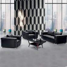 办公室沙发会客沙发接待沙发简约办公沙发AM008