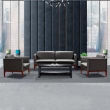 办公室沙发会客沙发接待沙发简约办公沙发AM0018
