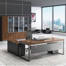 主管桌经理桌大班台电脑桌椅组合简约现代办公家具老板桌椅组合