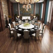 酒店大圆桌,电动圆桌餐桌包房餐桌